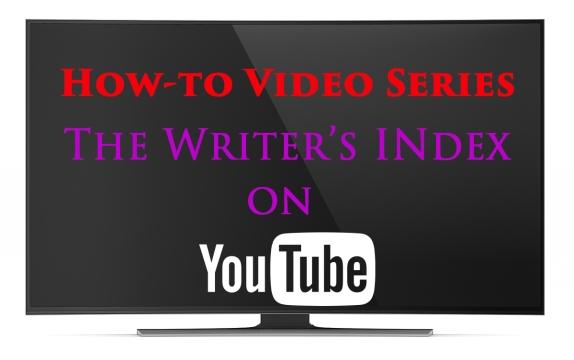 Writers index