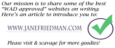 Reblog-1jane friedman