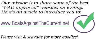 Reblog-boats against current