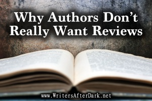 Authors Don't want Reviews 2