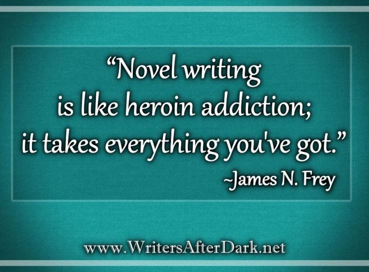 twitter 14 writing is like heroin addiction.jpg