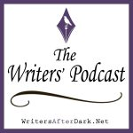 Writers Podcast Logo
